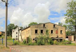 Rittergut Voigtsdorf, Wirtschaftsgebäude
