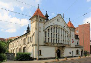 Turnhalle Volkmarsdorf