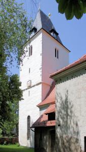 Wallendorf, Ev. Kirche