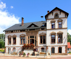 Rittergut Wallwitz, Herrenhaus