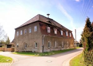 Vorwerk Wannewitz, Wohnhaus