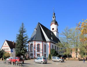 Wechselburg, Ev. Pfarrkirche St. Otto