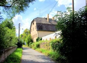 Rittergut Wedelwitz, Herrenhaus