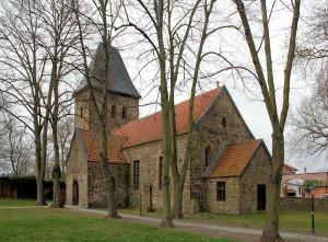 Wedringen, Ev. Kirche Unser Lieben Frauen
