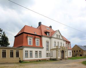 Rittergut Wegefarth, Herrenhaus