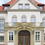 Rittergut Wegefarth, Portal Herrenhaus