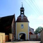 Rittergut Wehlitz, Torhaus