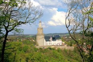 Weida, Schloss Osterburg