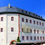 Weida, Schloss Osterburg, Pallas
