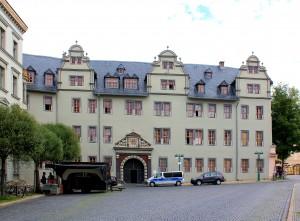 Weimar, Rotes Schloss