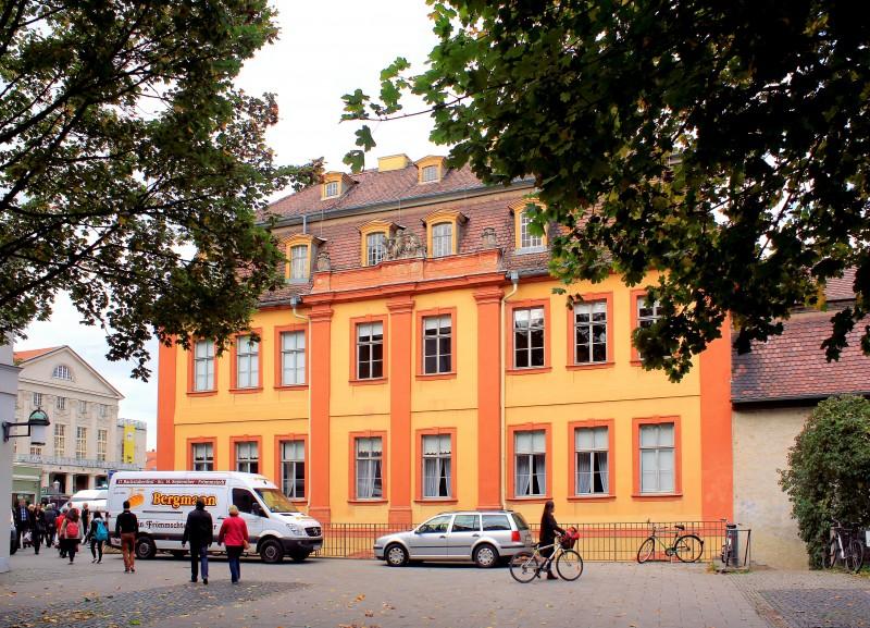 Weimar wittumspalais stadt weimar schl sser herrenh user stadt weimar th ringen - Architektur weimar ...