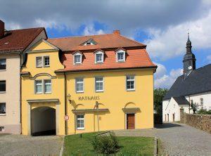Rathaus Weißenborn