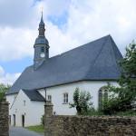 Weißenborn, Ev. Pfarrkirche