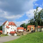 Rittergut Weißenborn, Schloss und Gutshof