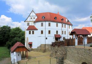 Rittergut Weißenborn, Schloss