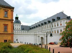 Schloss Neu-Augustusburg in Weißenfels
