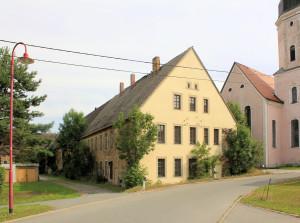 Rittergut Wellerswalde, Wirtschaftsgebäude