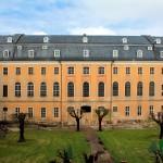 Jagdschloss Hubertusburg, Innenhof