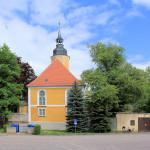 Wermsdorf, Ev. Pfarrkirche