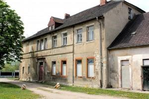 Wessmar, Gutshof