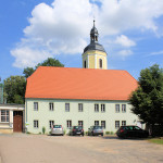 Weßnig, Rittergut, Altes Herrenhaus