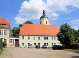 Rittergut Weßnig, Altes Herrenhaus
