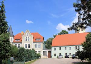 Rittergut Weßnig, Altes und Neues Herrenhaus