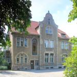 Rittergut Weßnig, Neues Herrenhaus Parkseite