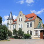 Weßnig, Rittergut, Neues Herrenhaus