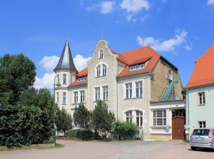Rittergut Weßnig, Herrenhaus