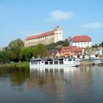 Wettin-Löbejün, Schloss Wettin