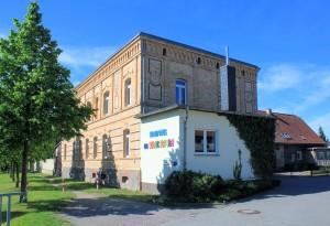 Rittergut Wiedemar, Herrenhaus