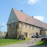 Rittergut (Vorwerk) Wiederau, Herrenhaus
