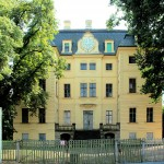 Schloss Wiederau (Zustand August 2012)