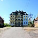 Schloss Wiederau Zustand April 2014)