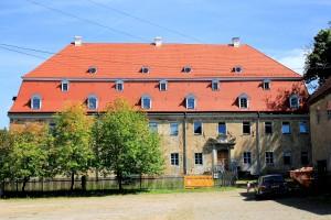 Wiederoda, Rittergut