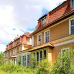 Thermalbad Wiesenbad, Schloss Hohenwendel, GartenansichtHauteingang
