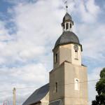 Wieskau, Ev. Kirche