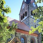 Wildschütz, Ev. Pfarrkirche