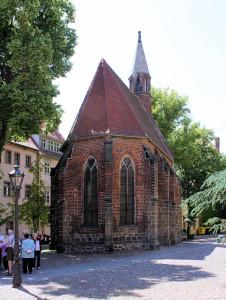 Wittenberg, ehem. Fronleichnamskapelle