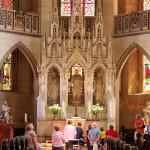 Wittenberg, Ev. Schlosskirche, Altar