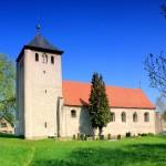 Wöllmen, Ev. Pfarrkirche