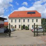 Wörmlitz, Rittergut