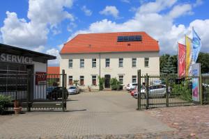 Rittergut Wörmlitz, Herrenhaus