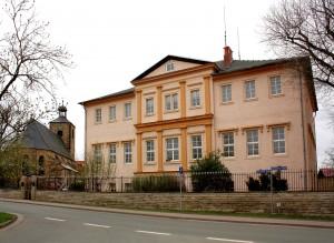 Wohlmirstedt, Herrenhaus