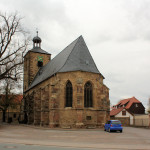 Wohlmirstedt, Ev. Kirche St. Maria Magdalena