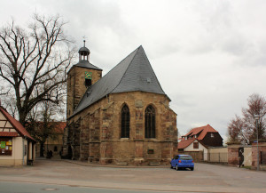 Wohlmirstedt, Ev. Kirche St. Maria Magdalena