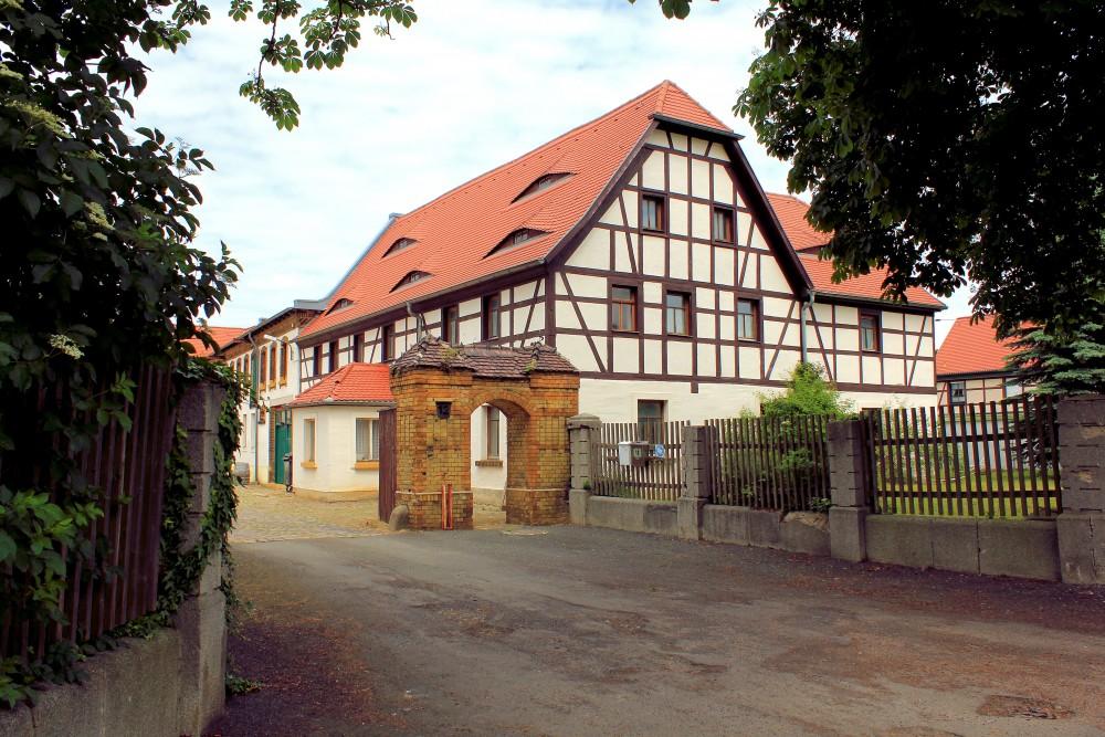 Pferdnergut Wolfshain (Schulzenhof, Riebeckgut, bei