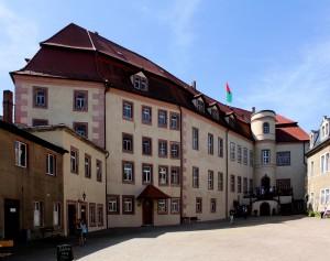 Wolkenburg, Schloss