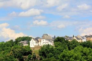 Wolkenstein, Schloss
